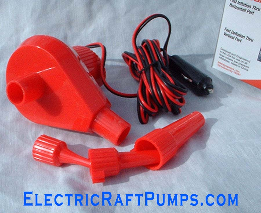 Dyna Electric Raft Pump