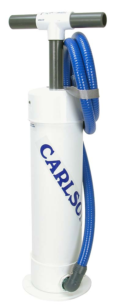 Carlson 6 inch hand pump – for rafts, inflatable kayaks…