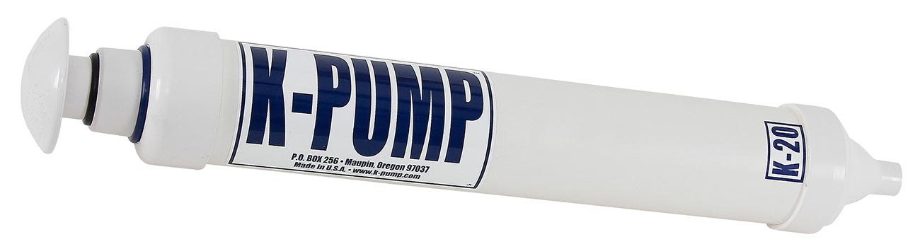K-Pump K20 SUP High Pressure Pump